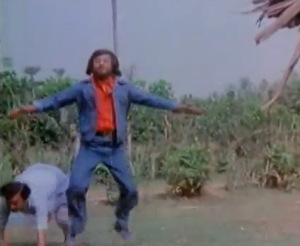 Sukhen Das Dancing